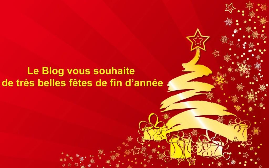 Le Blog SOLUTYS Group vous souhaite de très belles fêtes de fin d'année