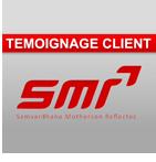 Solution de traçabilité logistique pour SMR